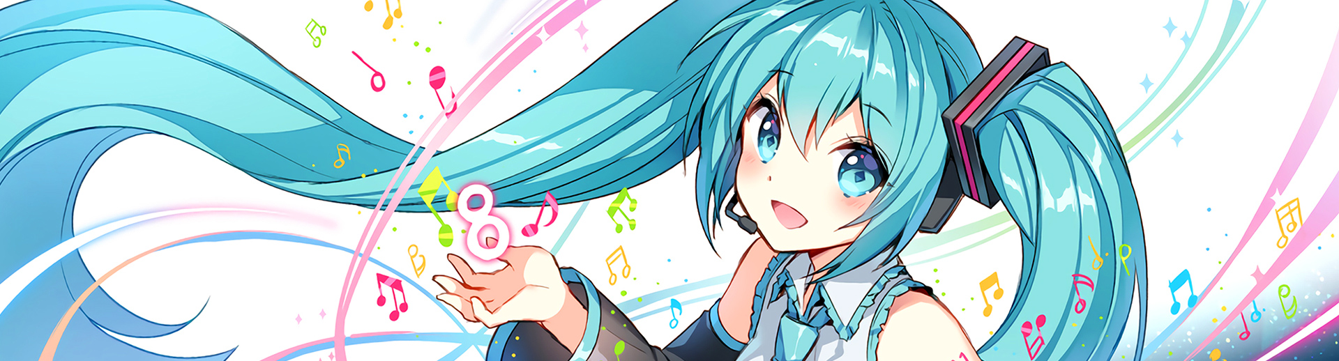 Miku welcomes you to the new ADP website!